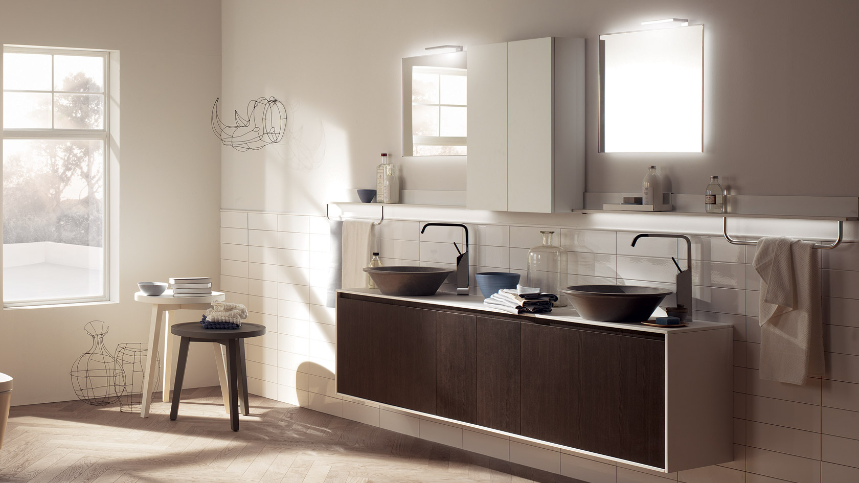 Vasca Da Bagno Kami Scavolini : Prezzi mobili bagno moderni