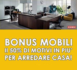 Mobili iofrida scavolini nichelino mobili cucine torino arredo zona giorno torino arredo zona - Bonus mobili iva ...